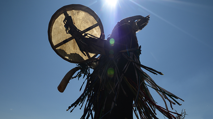 Shamans on govt service? Psychic searches for missing Tuva helicopter on official request
