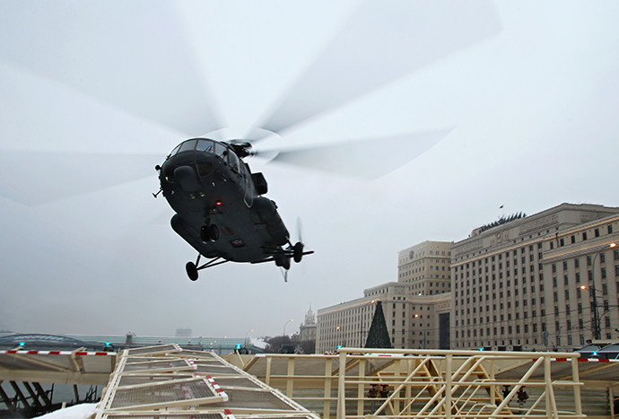 Russian Military Photos and Videos #2 - Page 7 Helipad-3