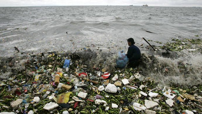 'Like Walmart afloat': Over 260,000 tons of plastic waste in oceans, study shows