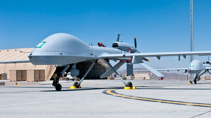 Drone-only: US Army builds $33mn UAV airport in Texas