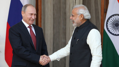 Going Nuclear: Russia and India agree to build 12 power reactors by 2035