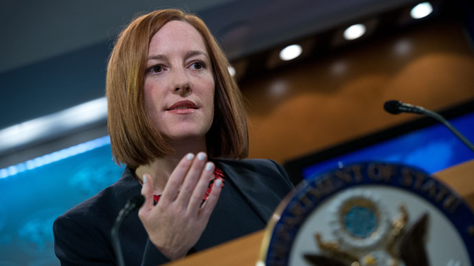Jen Psaki grilled over US inaction on torture report
