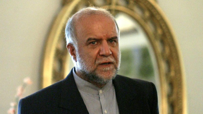 ​No 'oil for goods' agreement signed with Russia – Iranian oil minister