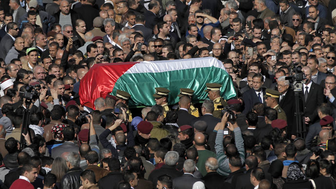 Israel 'completely responsible' for death of Palestinian minister – PA government