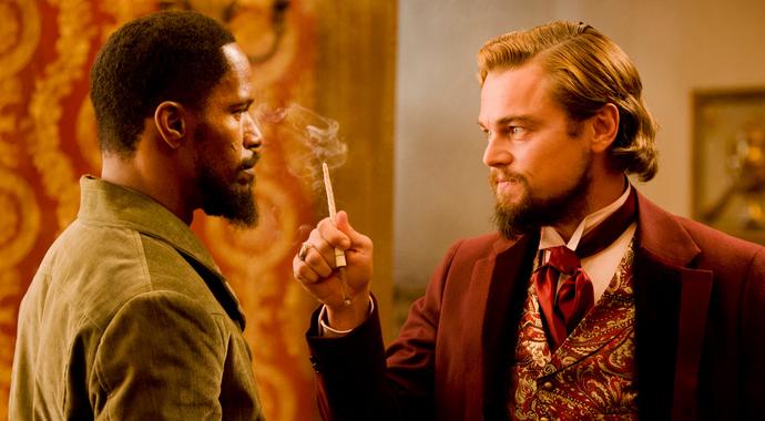 Screenshot from 'Django Unchained'