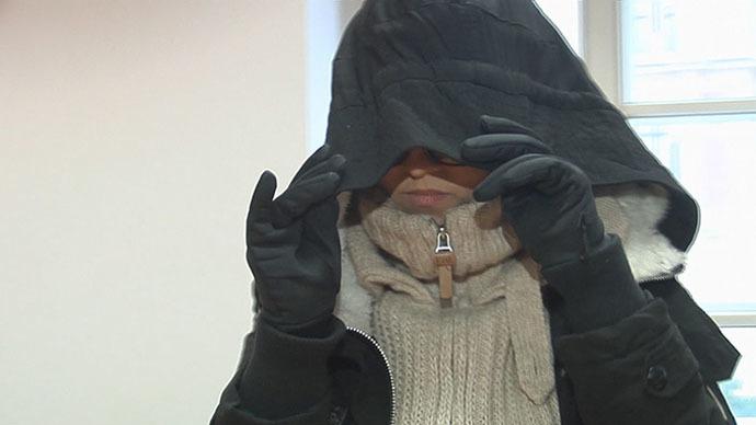 Porn angel? Woman avoids jail after filming naughty videos inside Austrian church