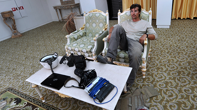 ISIS trying to sell beheaded body of James Foley for $1mn