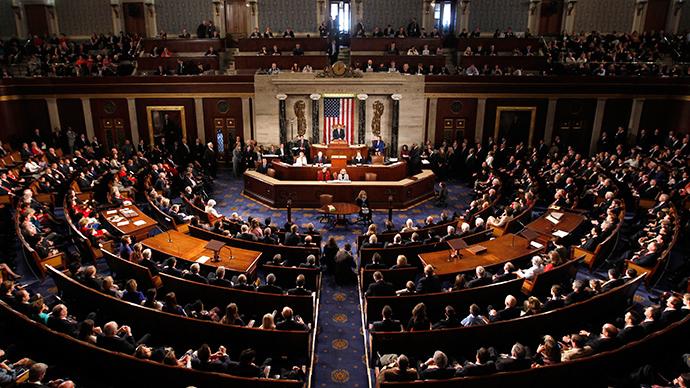 House votes to avoid govt shutdown, passes $1trn spending bill