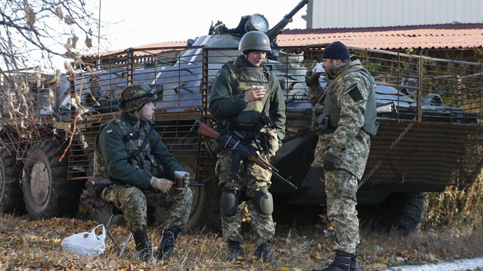 E. Ukraine ceasefire finally 'real', both sides confirm