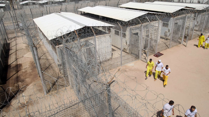 ISIS leader says US prisons in Iraq led to creation of terrorist organization