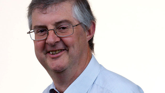 Wale's Health and Social Services Minister Mark Drakeford (Photo from wikipedia.org)