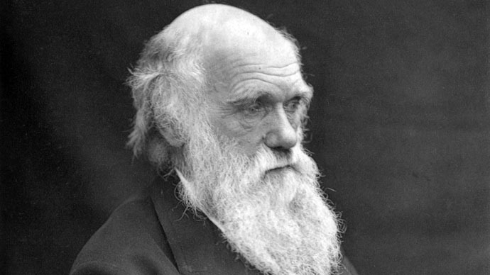 Charles Darwin (Photo from Wikipedia.org)