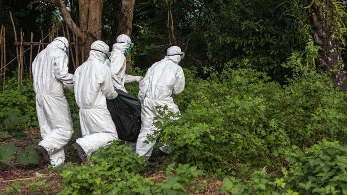 Ebola stymies Xmas: Sierra Leone bans festive celebrations