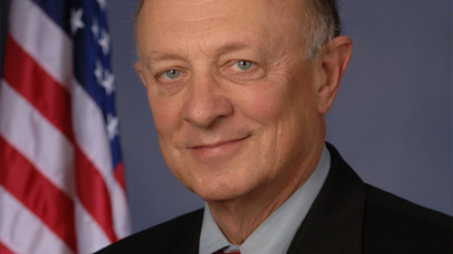 Robert James Woolsey, former head of the intelligence agency (Image from facebook.com)