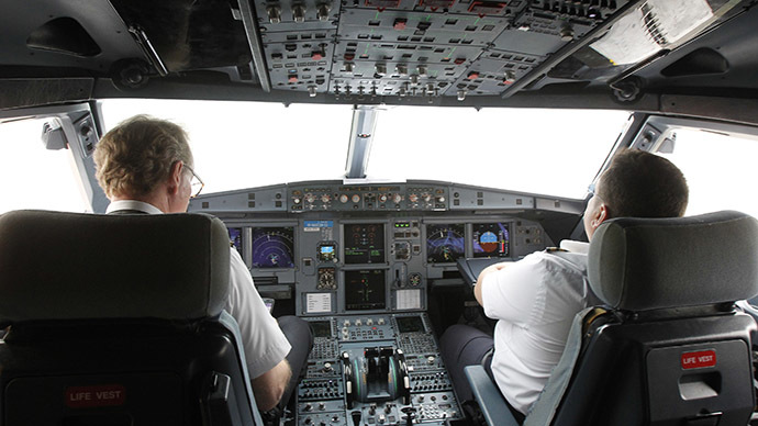 'About to land, but #selfie first': Instagram-addicted pilots defy cockpit rules