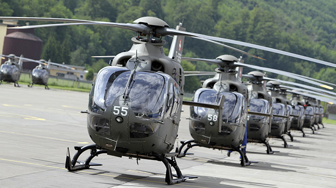 ISIS downs Iraqi military chopper killing two pilots