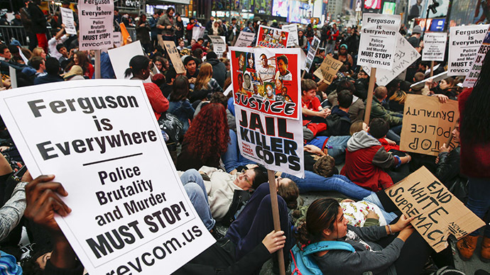 'Millions March' against police brutality