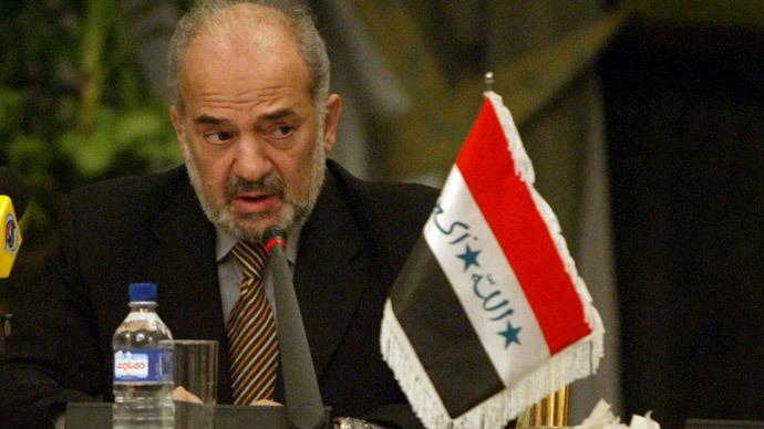 Ibrahim al-Jafari.(AFP Photo / Atta Kenare)