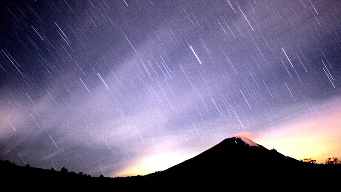 Dazzling performance: Geminids meteor shower peaking this weekend (PHOTOS)