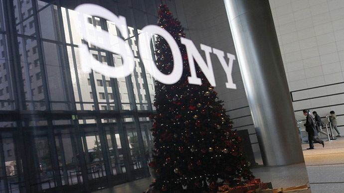Hackers threaten christmas gift for sony release more data rt hackers threaten christmas gift for sony release more data negle Choice Image