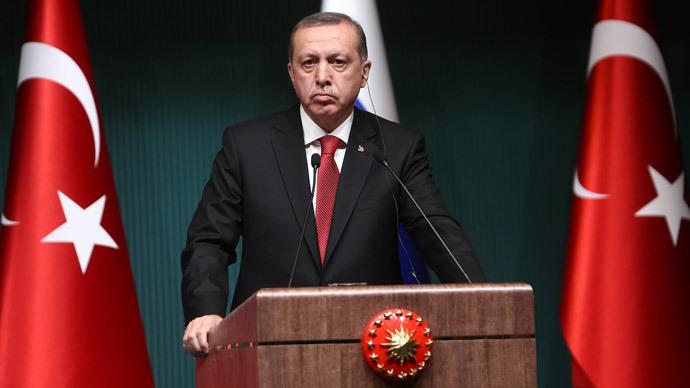 Turkish President Recep Tayyip Erdogan.(AFP Photo / Adem Altan)