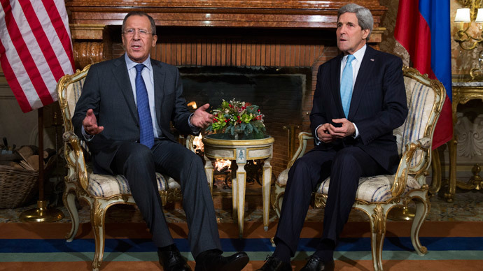 Attempts to pressure Russia are futile – Lavrov to Kerry