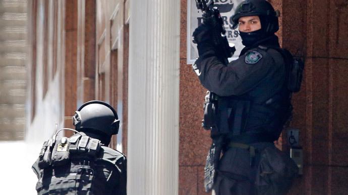 #SydneySiege: 'Islamist' hostage drama in Australia