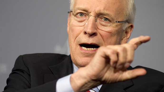'I'd do it again!' Cheney defends CIA torture, calls interrogators heroes