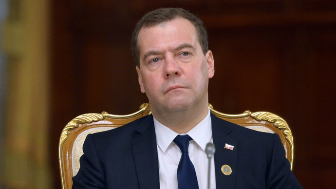 'Dating that will never end in marriage': Medvedev describes Ukraine's chances in EU