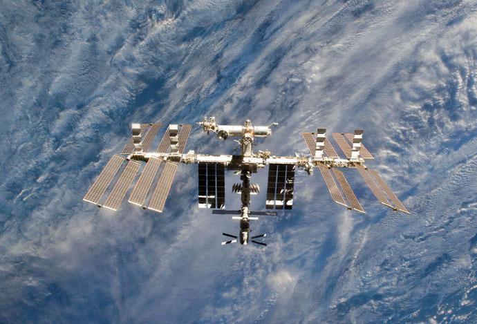 La ISS Stazione Spaziale Internazionale