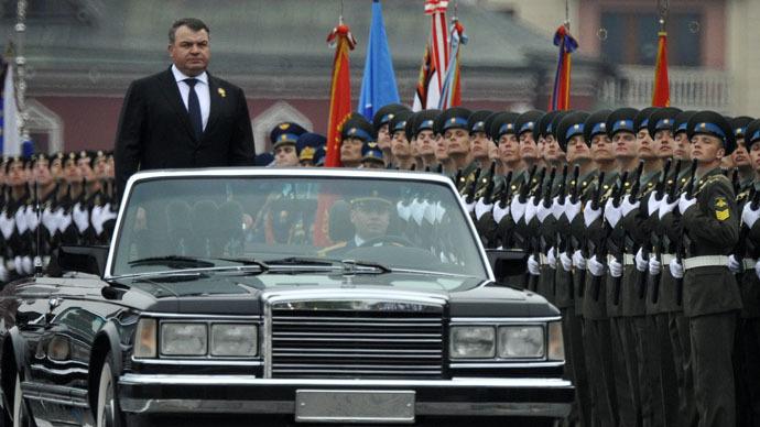 Communists want parliament to investigate ex-Defense Minister Serdyukov
