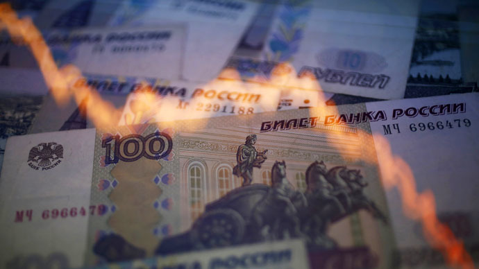 Russian Central Bank hikes key interest rate to 17% to halt ruble roil