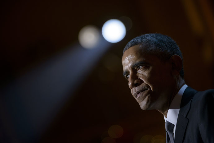 US President Barack Obama (AFP Photo)