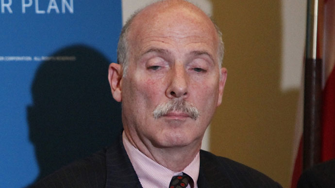 Washington City Council Chairman Phil Mendelson (Reuters)