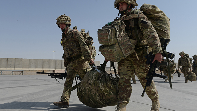 America's Afghan war bill: $1 trillion and rising!