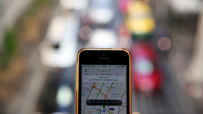 France to ban Uber taxi app in 2015