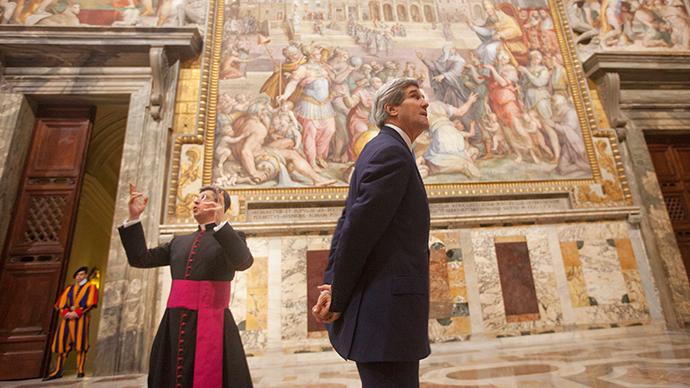 US asks Vatican to help close Guantanamo Bay