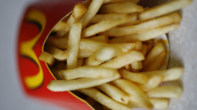 McDonald's in Japan forced to serve small fries as US ports dispute hits supplies