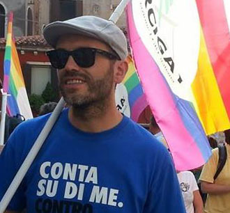 Davide Zotti (Photo from Facebook.com)