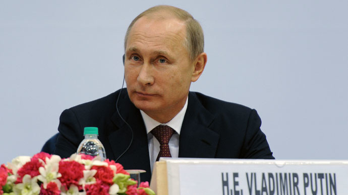 Russian public names Putin 'Man of the Year' – fresh poll