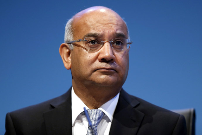 Brititish Keith Vaz, Chairman of the Home Affairs Select Committee (AFP Photo)