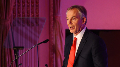 Blair re-spin: British ex-PM retracts 'misinterpreted' Miliband comments, backs Labour leader