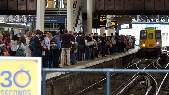 ​London Bridge station reopened after fire evacuation