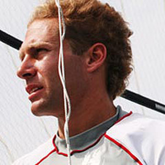 Ben Remocker (screenshot from www.sailing.org)