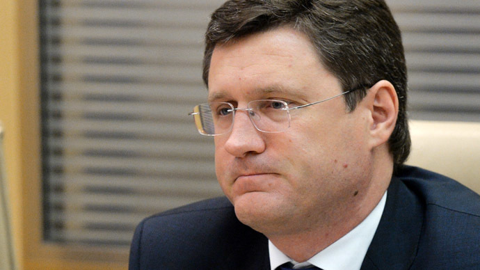 Russia may 'automatically' cut oil output – energy minister