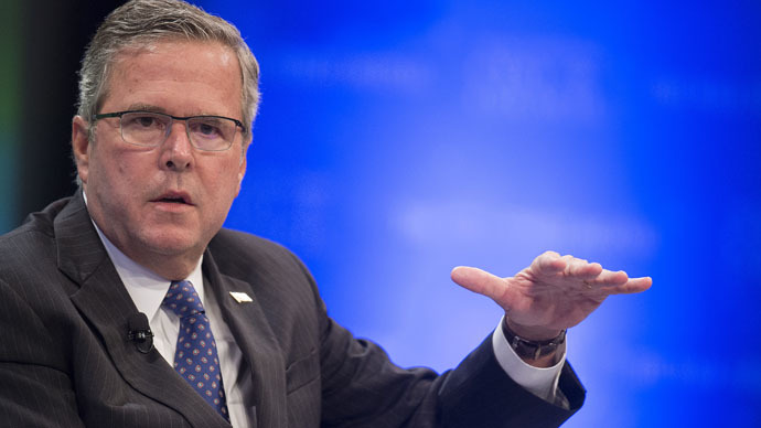 Jeb Bush makes first step in launching presidential campaign