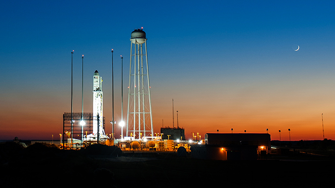 Antares rocket will get new Russian RD-181 engines in $1bn deal