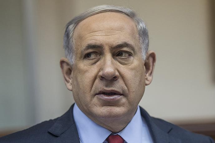 Israeli Prime Minister Benjamin Netanyahu (AFP Photo / Oliver Weiken)