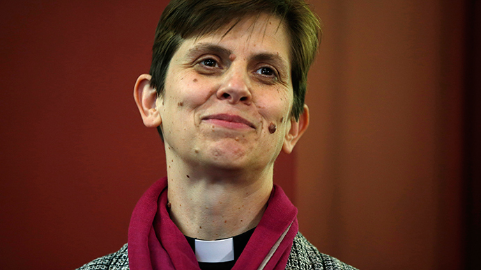 Church of England appoints first female bishop