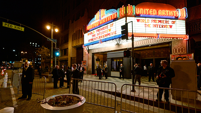 'The Interview' premiere canceled in wake of Sony hacker '9/11-style' terror threats